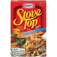 Kraft Stove Top Low Sodium Stuffing Mix for Chicken 6 oz