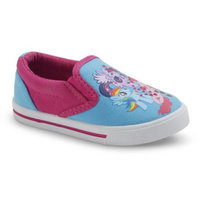 Toddler Girl's My Little Pony Twin Gore Sneakers - Pink 13