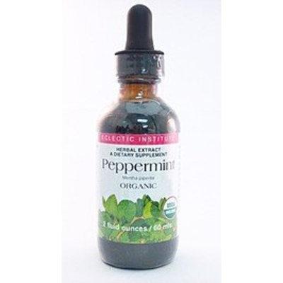 Eclectic Institute Peppermint Extract - 2 oz - Liquid