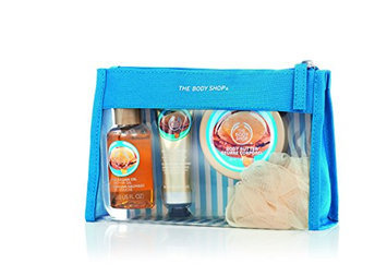 The Body Shop Wild Argan Oil Beauty Bag