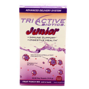 Essential Source TriActive Biotics Junior 30-60 Day Supply - Fruit Punch Mix