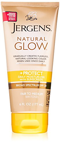 Jergens SPF Glow and Protect Body Lotion