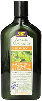 Avalon Extra Moisturizing Fragrance Free Shampoo