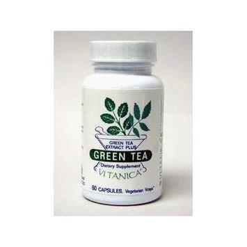Vitanica - Green Tea 60 caps