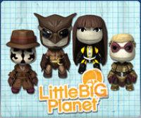 Sony Computer Entertainment LittleBigPlanet Watchmen Costume Pack DLC