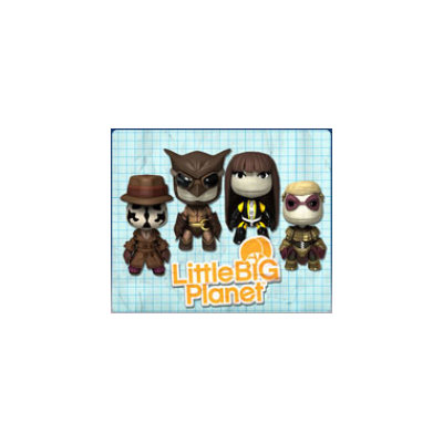 Sony Computer Entertainment LittleBigPlanet Watchmen Costume Pack DLC