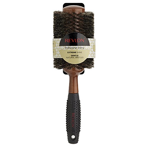 Revlon Wood Series Round Brush
