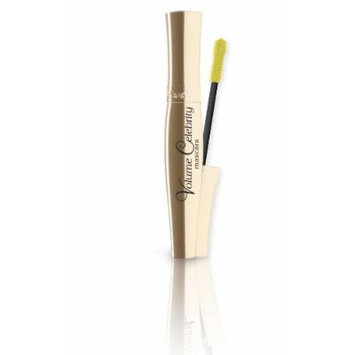 VOLUME CELEBRITY THICKENING AND LENGTHENING MASCARA WITH REBUILDING SERUM