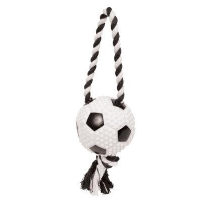 Grreat ChoiceA Soccer Ball Dog Toy