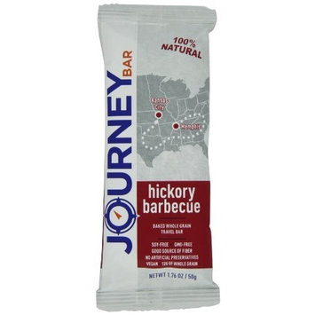 Journey Bar Nutrition Bars, Hickory Barbecue, 1.76 Ounce (Pack of 12)