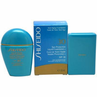 Shiseido Sun Protection Liquid Foundation SPF 30 to SPF 70 for Unisex