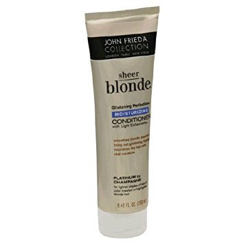 John Frieda® Sheer Blonde Glistening Perfection Moisturizing Conditioner Platinum-Champagne