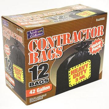 Nicole Home Collection 02029 49 Gallon Contractor Bags - 72 Per Case