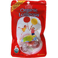 Yummyearth Organic Fruit Lollipops