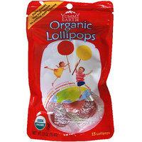 Yummyearth Organic Fruit Lollipops