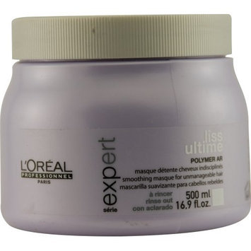 L'Oréal Paris Professionnel Serie Expert Liss Ultime Smoothing Masque For Unmanageable Hair
