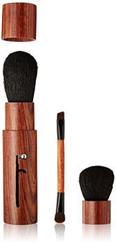 ON&OFF Wooden Retractable Baby Buki and Duo Eye Brush