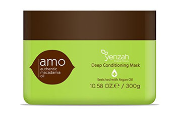 Yenzah Authentic Macadamia Oil Deep Conditioning Mask