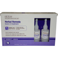 Abba Herbal Remedy Leave-in Treatment Correct Volume
