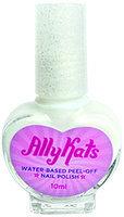 AllyKats Water-Based Sparkly Peel-Off Nail Polish