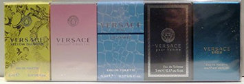 Versace Miniatures Collection Fragrance Set