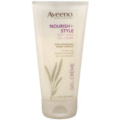 Aveeno® Aveeno Aveeno Nourish+Style Soft Hold Gel-Crème, 5.0 fl ounces