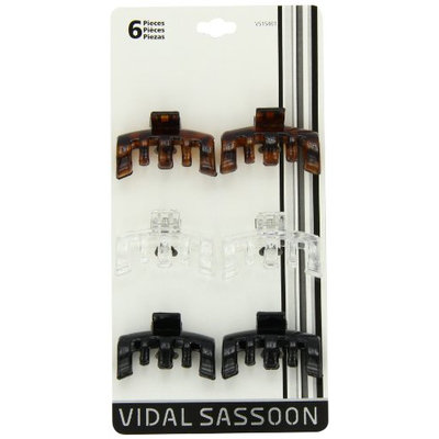 Vidal Sassoon Small Claw Clips