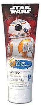 Pure Sun Defense Star Wars Sunscreen Lotion SPF 50