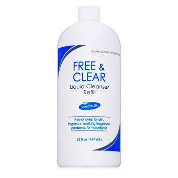 Pharmaceutical Specialties Free & Clear Liquid Cleanser for Sensitive Skin