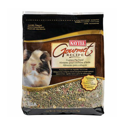 Kaytee Gourmet Recipe Guinea Pig Food - 5 lb.