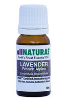 allNATURAS French Lavender Essential Oil (Lavandula angustifolia)