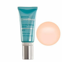 Exuviance CoverBlend Concealing Treatment Makeup SPF 20 - Classic Beige - 1 oz