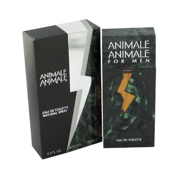 Animale Animale By Animale Parfums For Men. Eau De Toilette Spray 3.4 Ounces