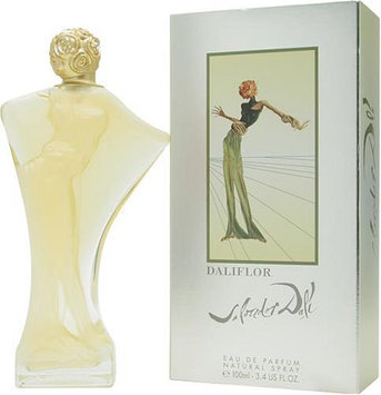 Daliflor By Salvador Dali For Women. Eau De Parfum Spray 3.4 Ounces