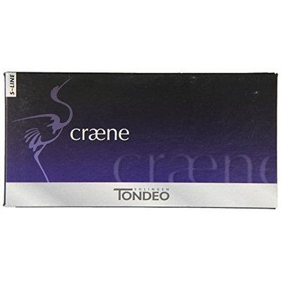 Tondeo Hard Ball Bearing Steel S-Line Craene Offset Hair Scissor