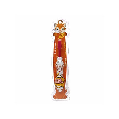 BrushBuddies Wanda Whiskers Talking Toothbrush