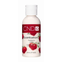 Cnd Cosmetics CND Scentsations Hand & Body Lotion Cranberry 2 oz