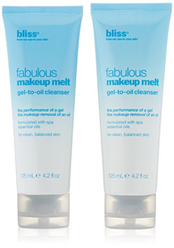 bliss Fabulous Makeup Melt Gel Set