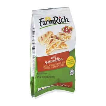Farm Rich Quesadillas Mini