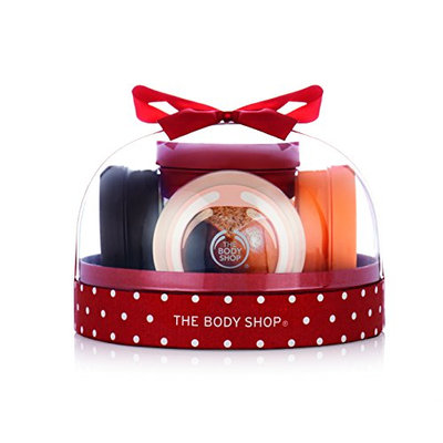 The Body Shop Best Of Body Butter Festive Dome