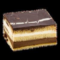 Simply Original Tuxedo Truffle Mousse Cake
