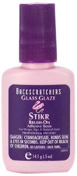 Backscratchers Extreme Glass Glaze Stikr Brush-On