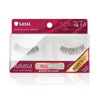 Sassi 803-747M Maiasa 100% Remy Human Hair Eyelashes