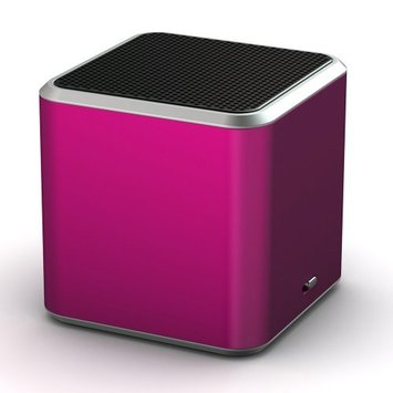 Whitelabel Jamcube Bluetooth Portable Wireless Speaker with FM Radio