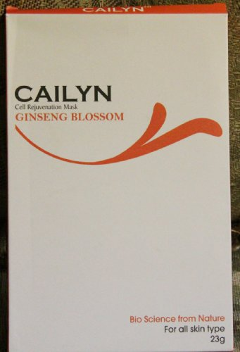 Cailyn Cosmetics Bio Cellulose Mask