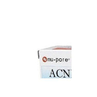 Nu-pore Transparent Acne Facial Soap 3.5 Oz (2 Pack)