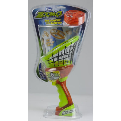 Wildworks, Llc Blip Toys Zoom-O With Disc Launcher with Catch Net