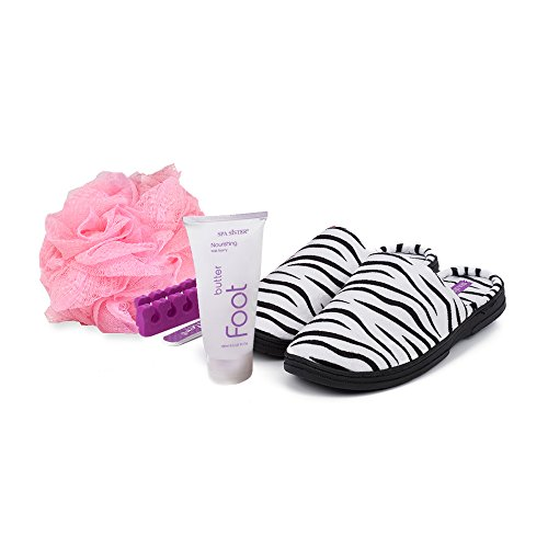 Bath Accessories New Foot Spa Slipper Set