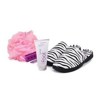 Bath Accessories New Foot Spa Slipper Set