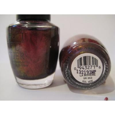Opi La Boheme Sr3s3 Discontinued! Very Hard to Find!